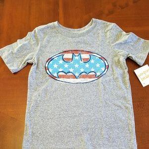 NWT Batman USA tshirt